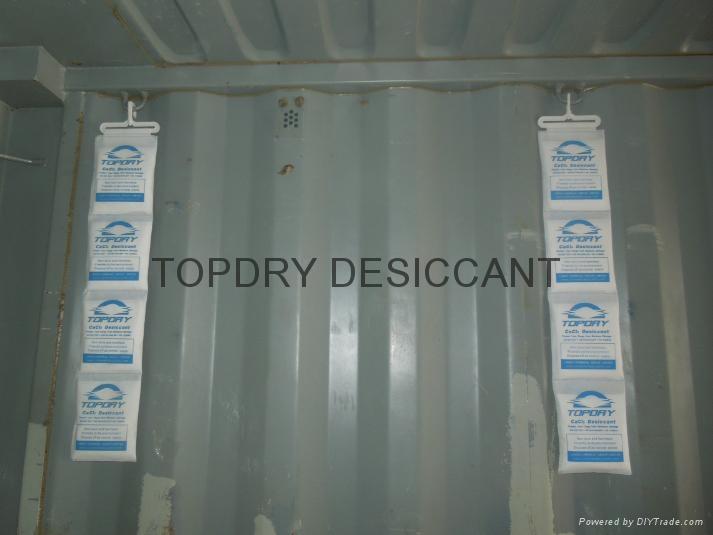 TOPDRY海运集装箱货柜干燥剂 4