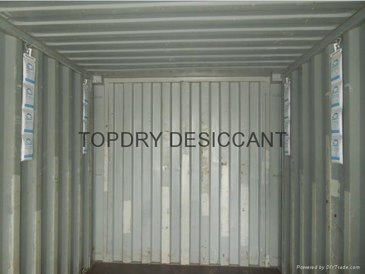 TOPDRY海运集装箱货柜干燥剂 5