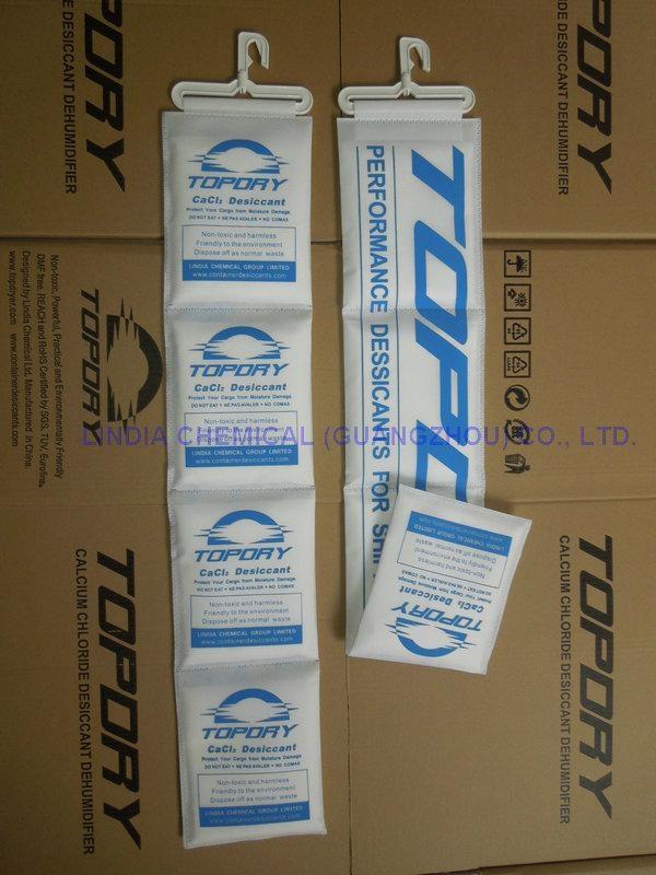 出口集装箱悬挂干燥剂 1