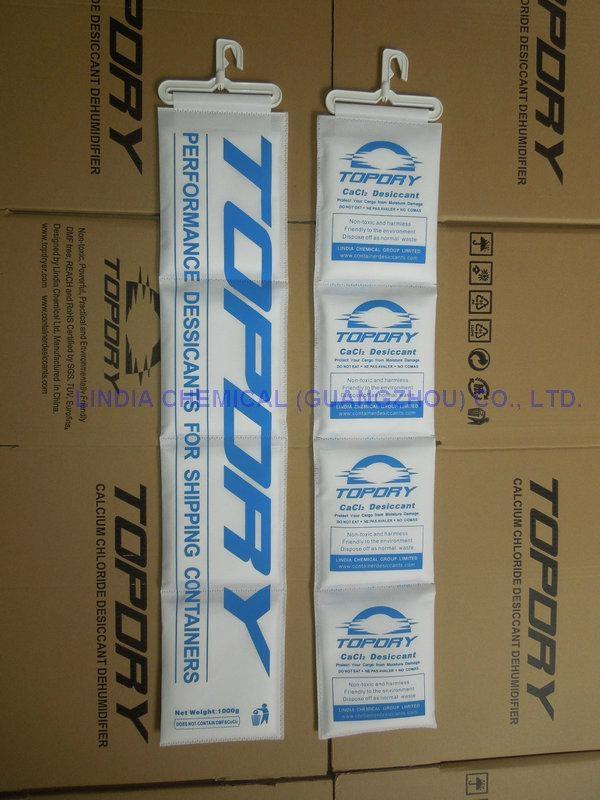 出口集装箱悬挂干燥剂 2
