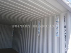 TOPDRY集裝箱乾燥劑包 除濕劑