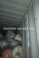 Moisture Absorber For Container