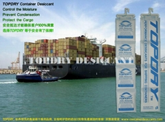 Desiccant Bag For Containers