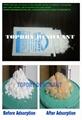 TOPDRY集装箱干燥剂吸湿率超300% 3