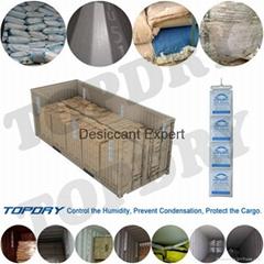 Container Desiccant Desi