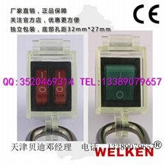 電器開關鎖具  BD-8151