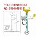 電伴熱立式洗眼器 BD-540