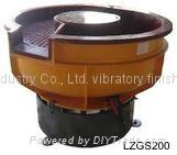 Round   Vibratory   Finishing Machines