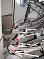 自动转盘喷砂机