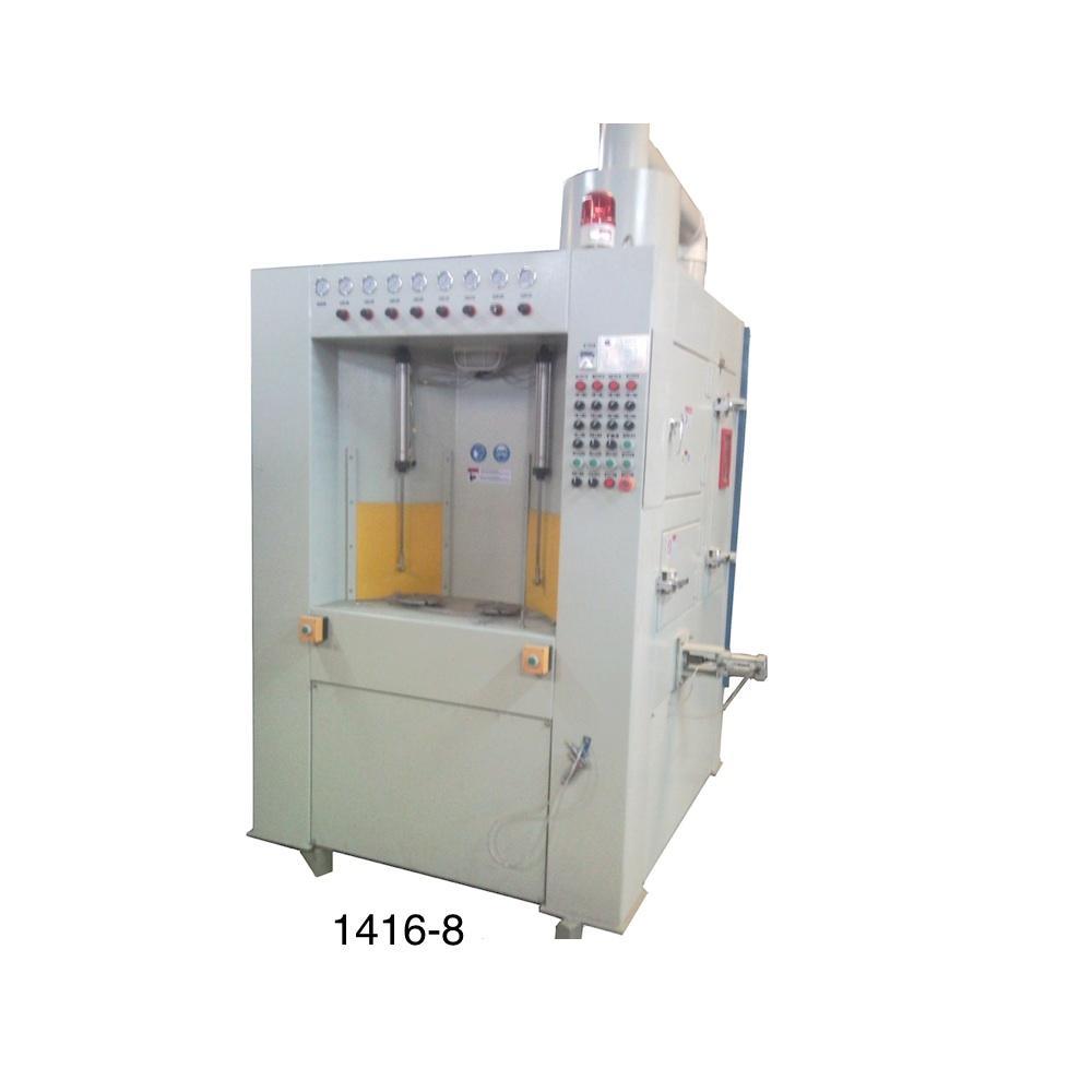 自動轉盤噴砂機 1