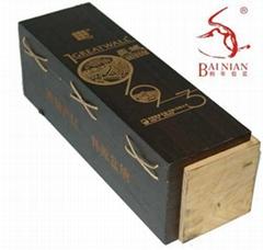 長城葡萄酒木盒