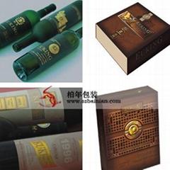 葡萄酒高档礼盒