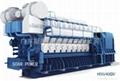 現代燃氣發電機組(2.7MW-