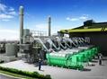 现代重油发电机组(1.1MW~