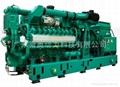 康明斯電力燃氣發電機組
