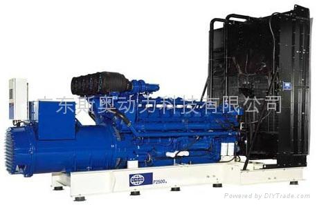 威尔信柴油发电机组 5