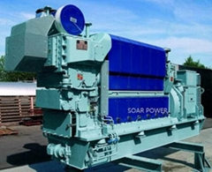曼Man原油發電機組(0.42MW~8.7MW)