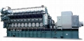 曼MAN重油发电机组(0.42