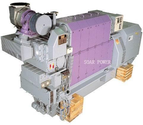 液體生物燃料發電機組(0.42MW~8.7MW) 1