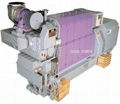 液體生物燃料發電機組(0.42MW~8.7MW)