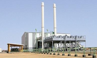 曼Man原油發電機組(0.42MW~8.7MW) 2
