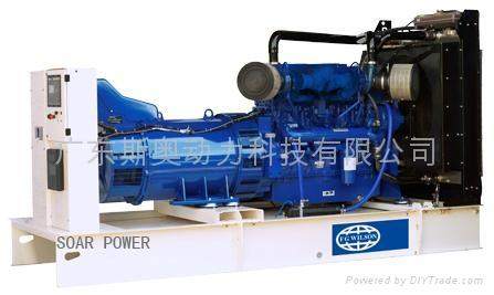 威尔信柴油发电机组 1