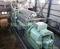 三菱燃气发电机组(3.6MW~