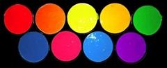 Anti fake fluorescent powder