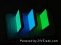 luminescent glaze tile
