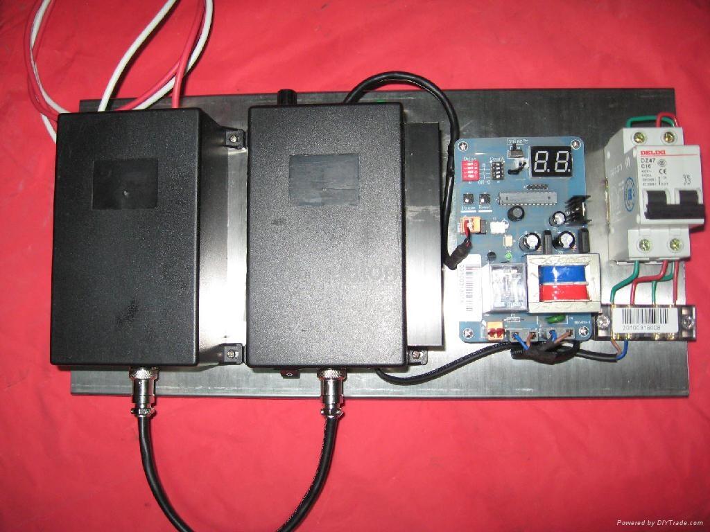 慧芯1號油煙淨化器電源 1