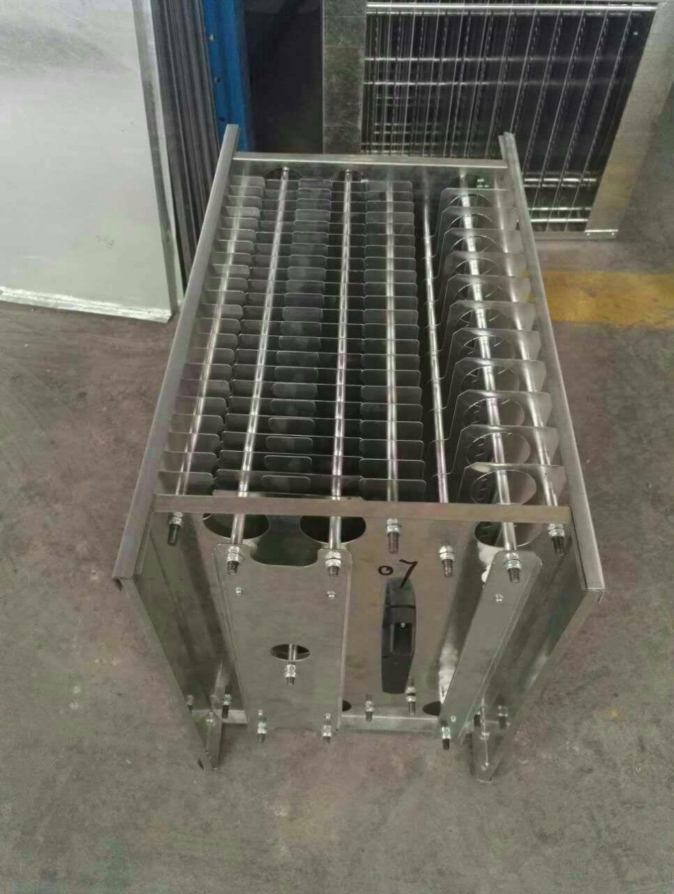 淨化器板式電場 3