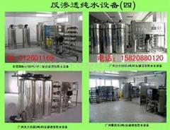 反滲透水處理系統