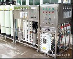 超純水設備系統