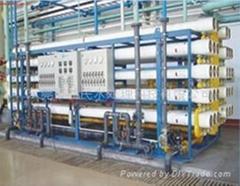 電鍍廢水處理回用設備