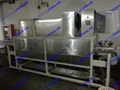 Hot air circulating drying oven