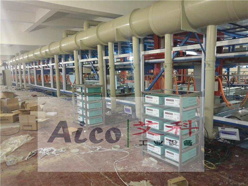 镀铬前处理超声波清洗机-AICO南京艾科天喜 1