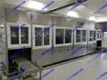 精密件7槽全自動機械臂超聲波清洗機-南京艾科 3