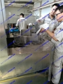 推拉式旋转喷淋清洗漂洗风干机 (旋转喷淋清洗机)-AICO南京艾科