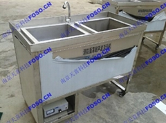 TOSO25-12/2 消防面罩超声波清洗机/防毒面罩清洗机