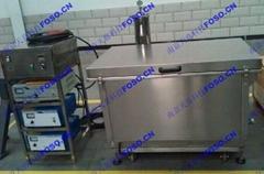 靜電式油霧淨化器超聲波清洗機/抽屜式油霧收集器超聲波清洗機