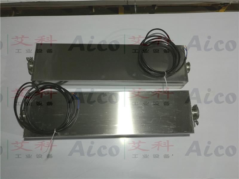 Pipe-type ultrasonic fluid treatment equipment/pipe-type ultrasonic  2