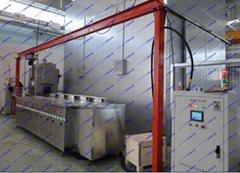 多工位金屬表面發黑設備-AICO南京艾科天喜