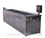 4槽超声波清洗漂洗防锈烘干设备