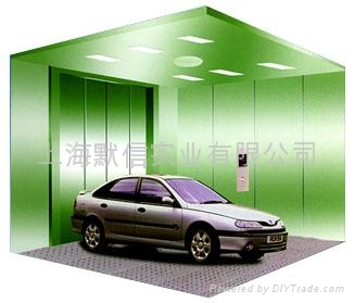 上海汽车电梯 2
