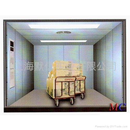 上海载货电梯 1