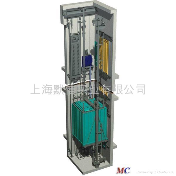 上海载货电梯 3