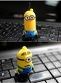 Pen drive Minion USB Flash Drive on hot sale flash card pendriver