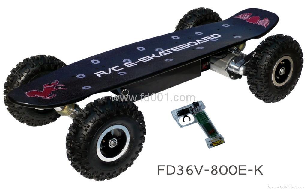 electric skateboard manufactory OEM 1