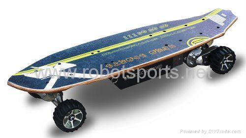 R/C electric skateboard manufacturer 1