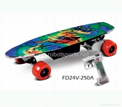 remote control skateboard, facotry, CE
